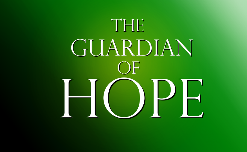 The Guardian of Hope by Tamara Rivers